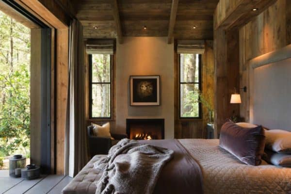 featured posts image for 40 Amazing rustic bedrooms styled to feel like a cozy getaway