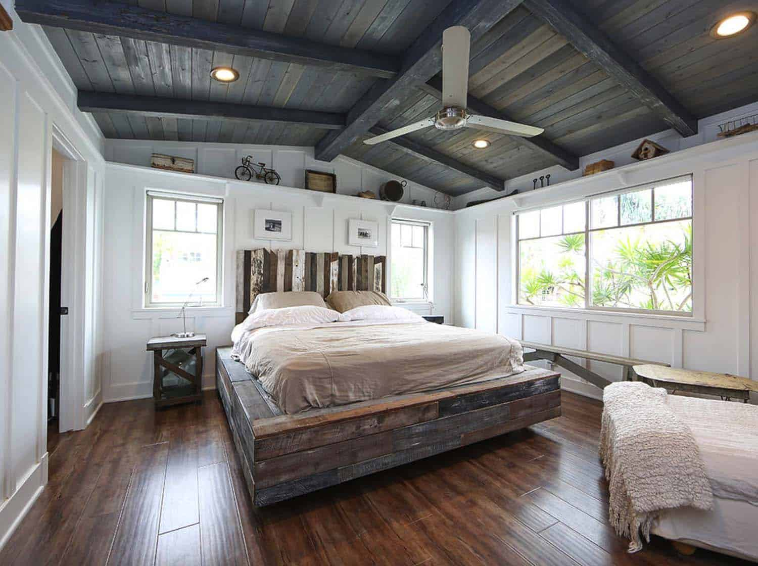 Amazing Cozy-Rustic Bedrooms-04-1 Kindesign