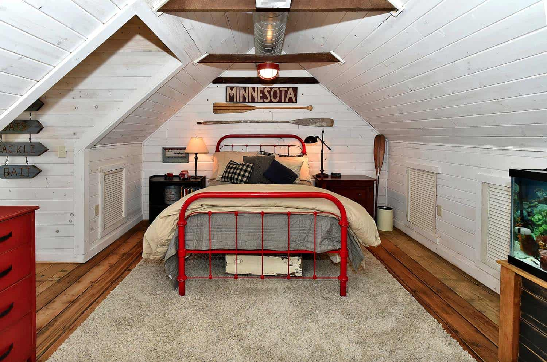 Amazing Cozy-Rustic Bedrooms-12-1 Kindesign