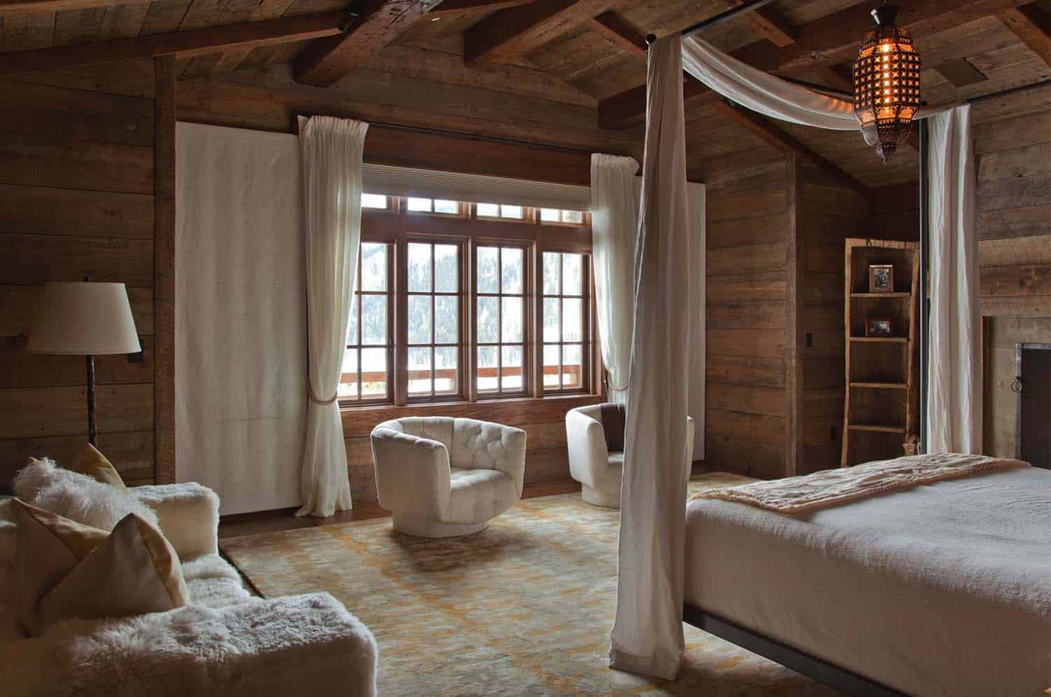Amazing Cozy-Rustic Bedrooms-13-1 Kindesign