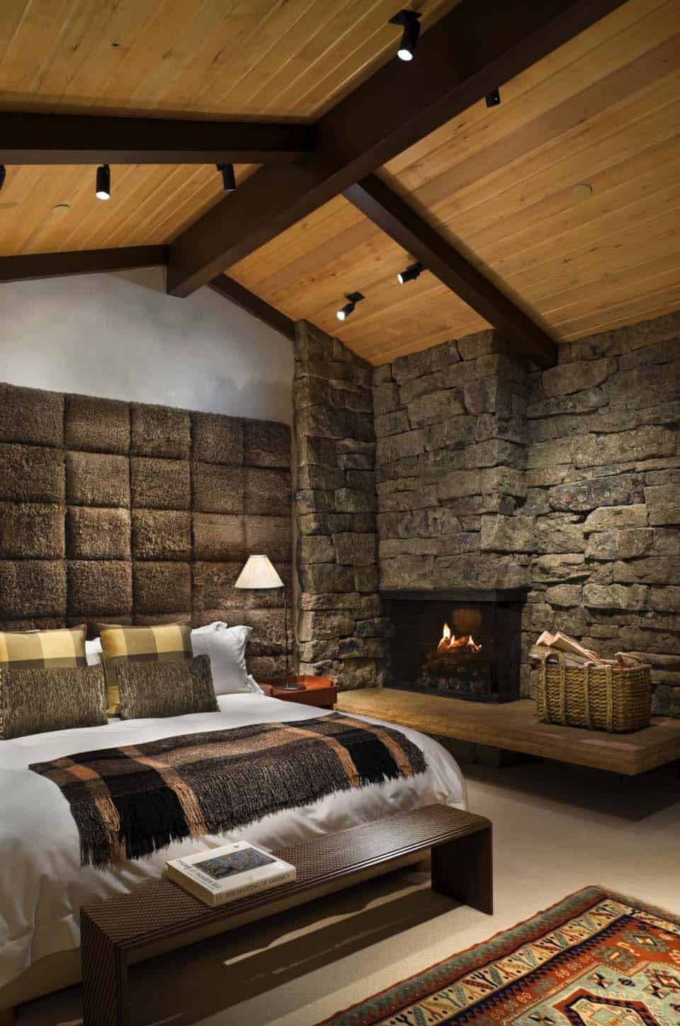 Amazing Cozy-Rustic Bedrooms-23-1 Kindesign
