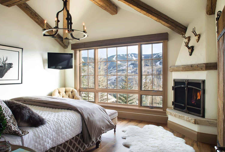 Amazing Cozy-Rustic Bedrooms-30-1 Kindesign