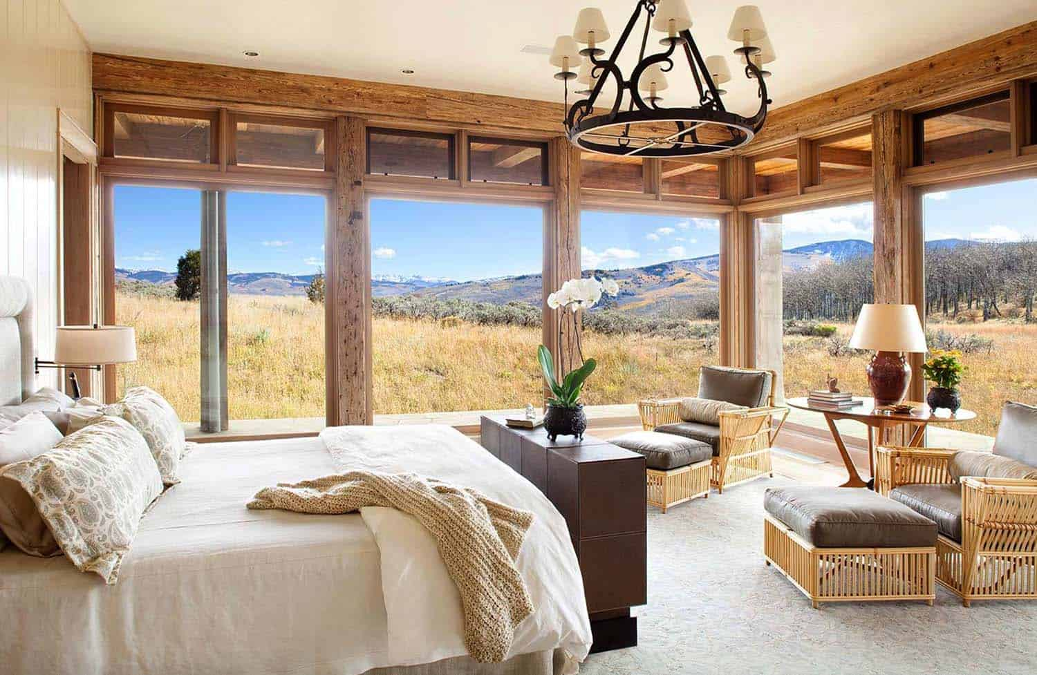 Amazing Cozy-Rustic Bedrooms-33-1 Kindesign
