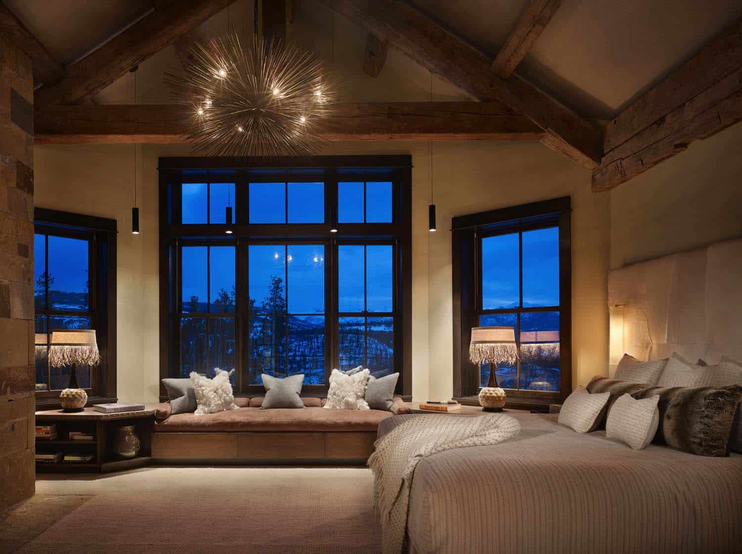 12 Amazing rustic bedrooms styled to feel like a cozy getaway