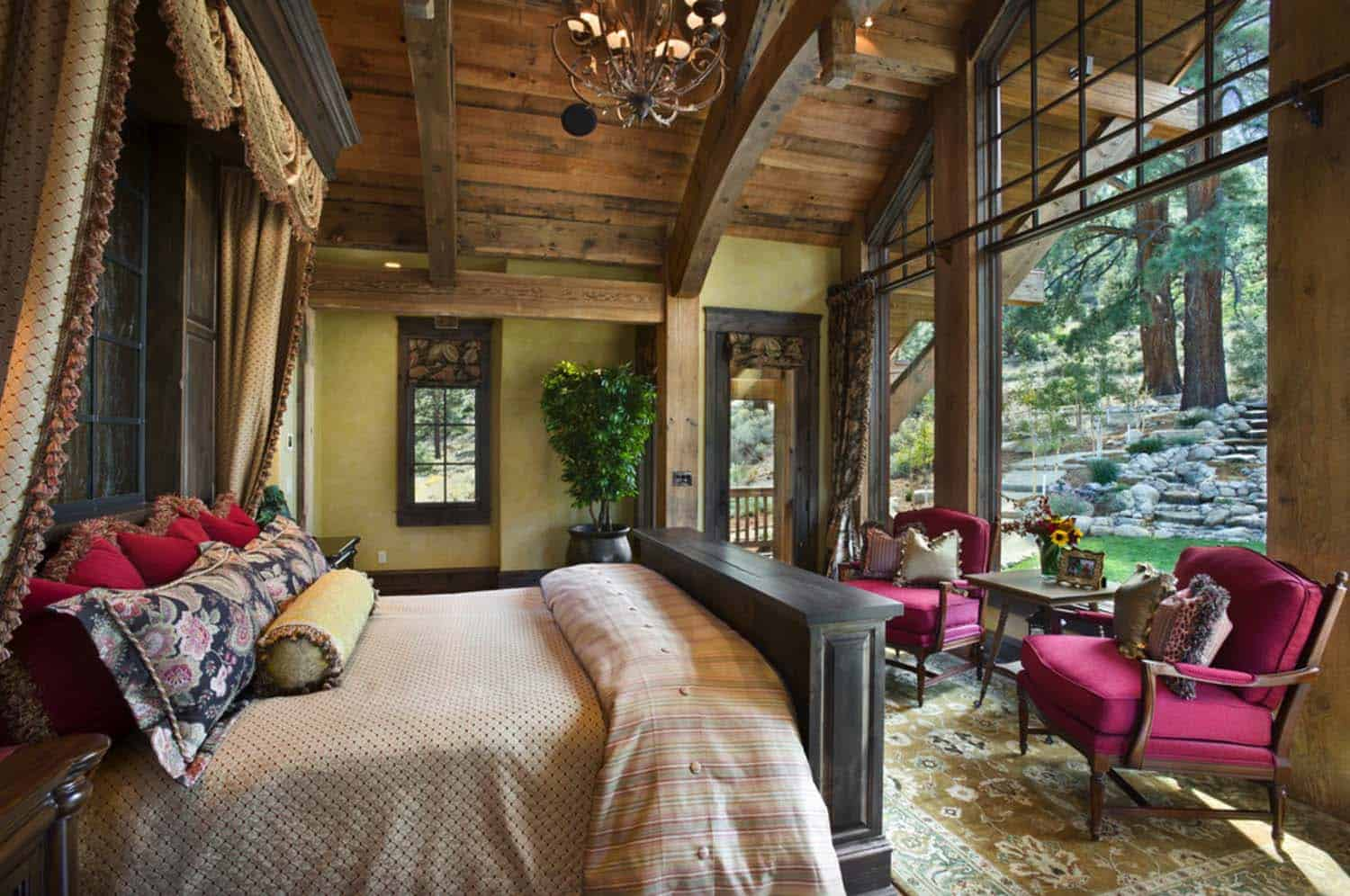 Amazing Cozy-Rustic Bedrooms-36-1 Kindesign