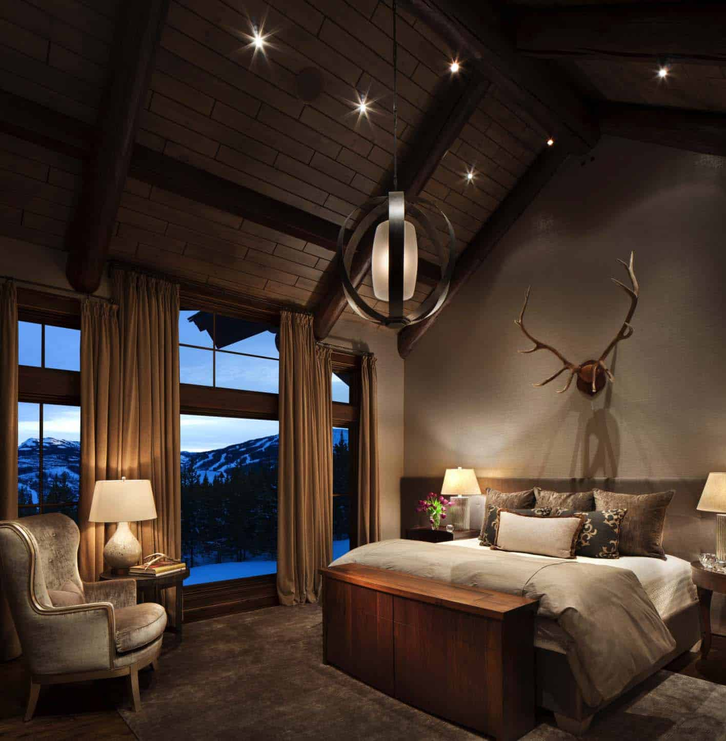 Amazing Cozy-Rustic Bedrooms-40-1 Kindesign