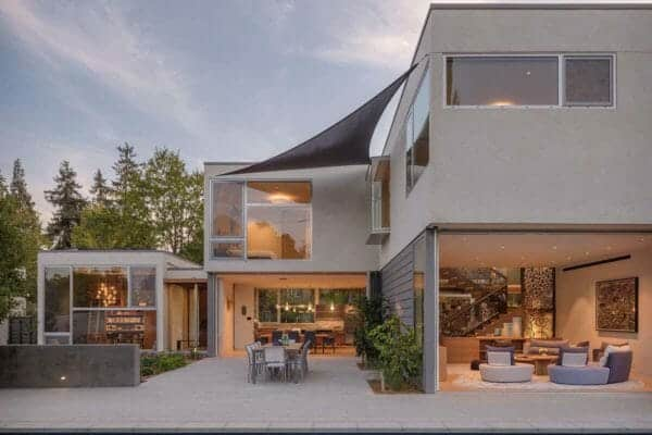 featured posts image for San Francisco Bay home defined by perfect indoor-outdoor experience