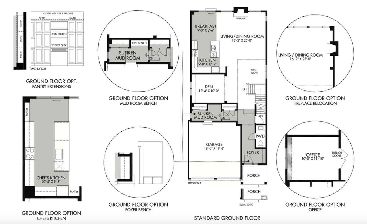 Contemporary Model Home Design-Leclair Decor-20-1 Kindesign
