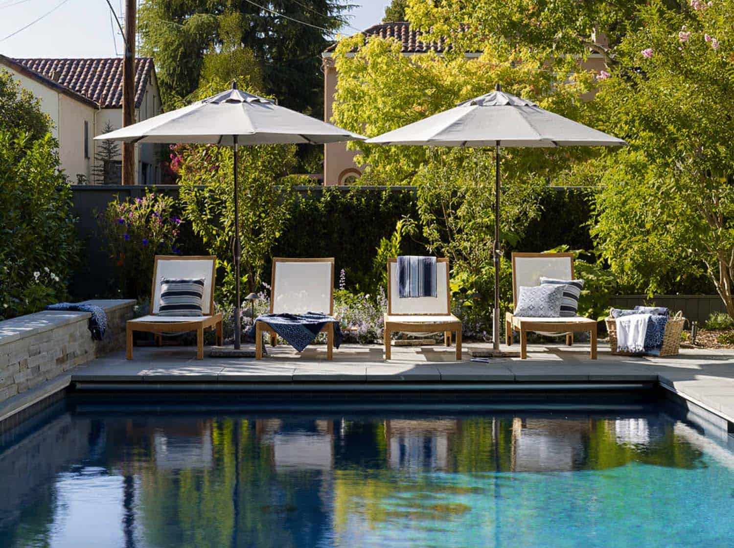 Dutch colonial revival gets an elegant refresh in san for Pool design ventura