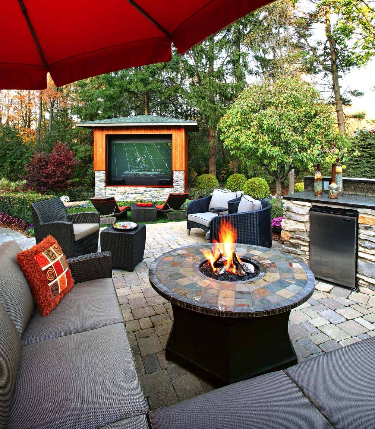 Fabulous Outdoor Patio Ideas 24 1 Kindesign