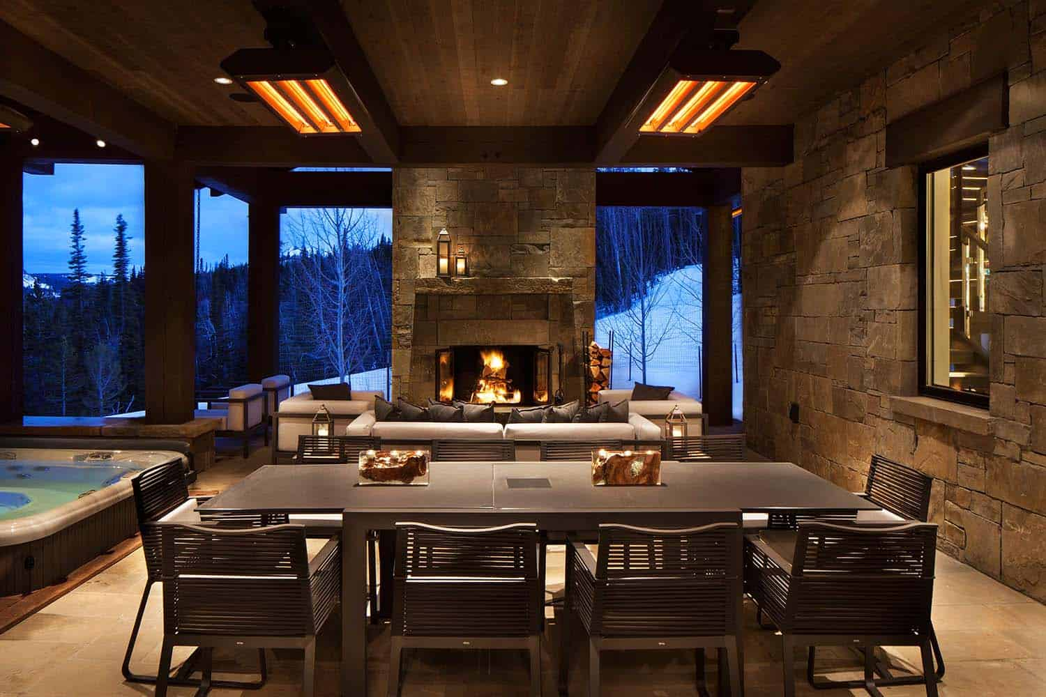 Fascinating Mountain Contemporary Retreat-Locati Architects-24-1 Kindesign