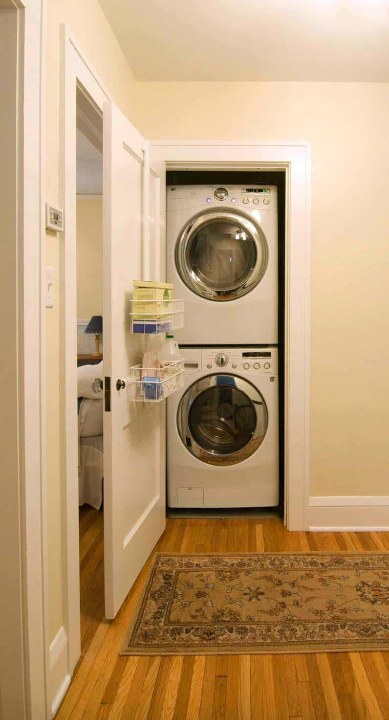 Functional-Stylish Small Laundry Rooms-12-1 Kindesign