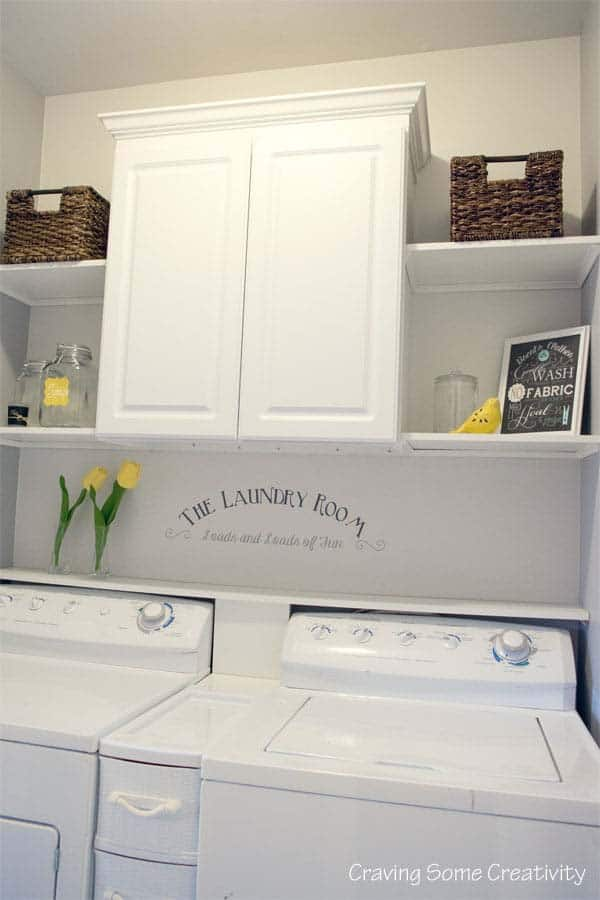 Functional-Stylish Small Laundry Rooms-16-1 Kindesign