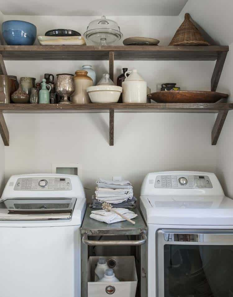 Functional-Stylish Small Laundry Rooms-18-1 Kindesign