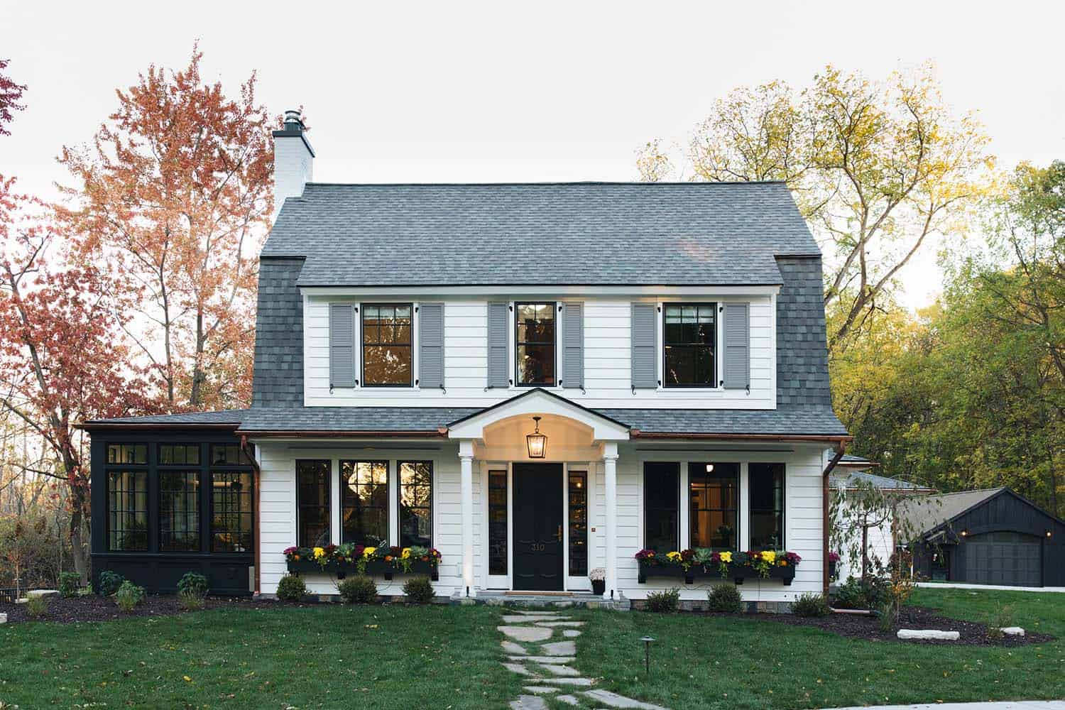 Delightful Modern Farmhouse Style Home Nestled In East