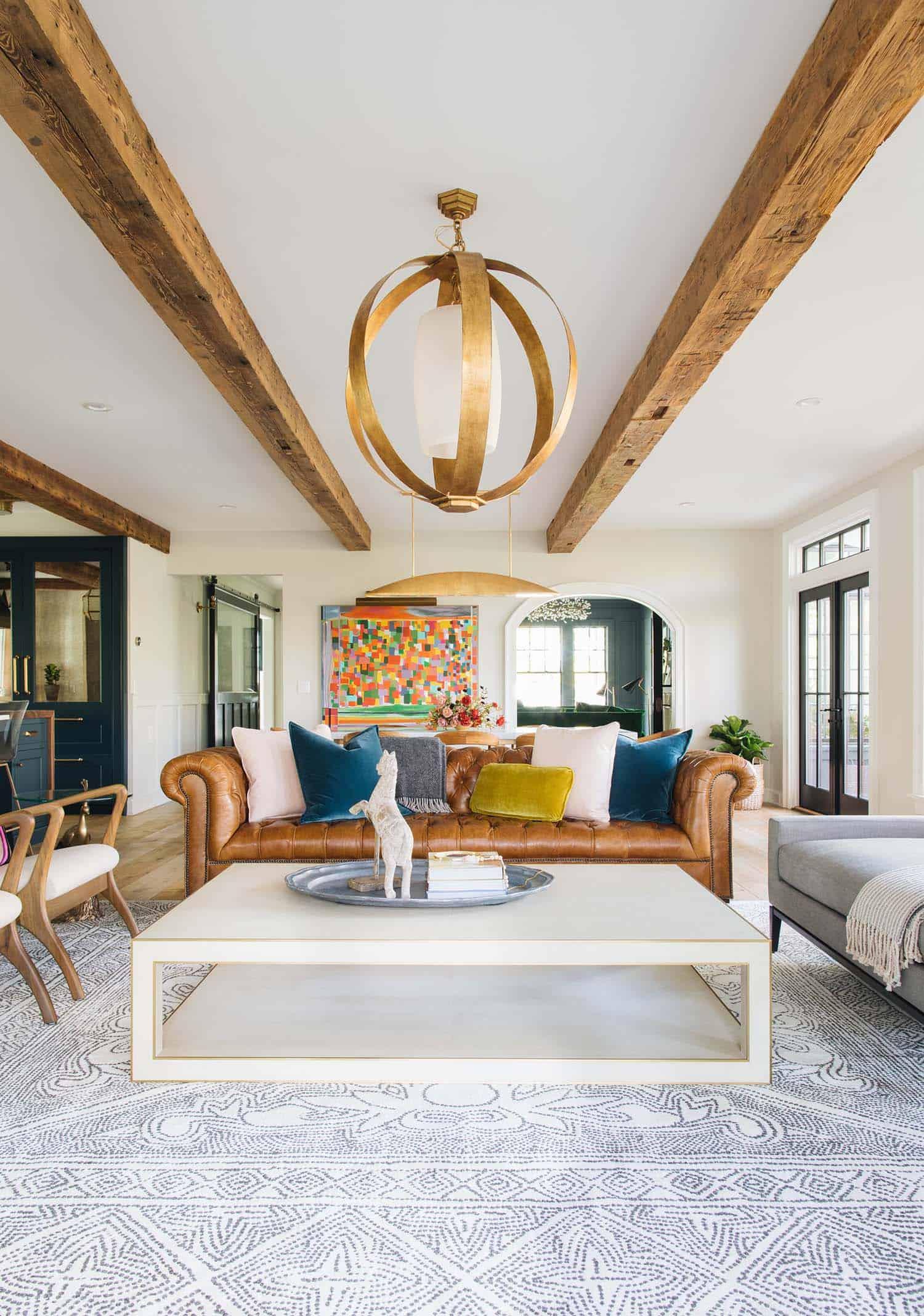 Delightful Modern Farmhouse Style Home Nestled In East