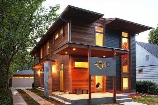featured posts image for Beautiful modern dwelling designed for sustainable living in Minneapolis