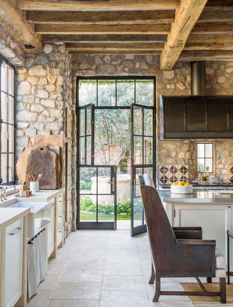 Rustic Mediterranean Style Dream Home-OZ Architects-11-1 Kindesign
