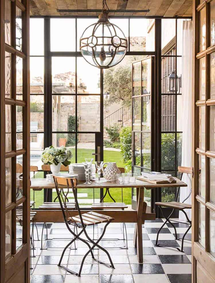 Rustic Mediterranean Style Dream Home-OZ Architects-17-1 Kindesign