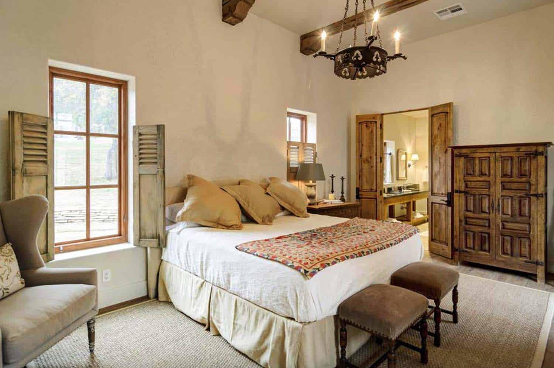 Rustic Mediterranean Style Home Design-17-1 Kindesign