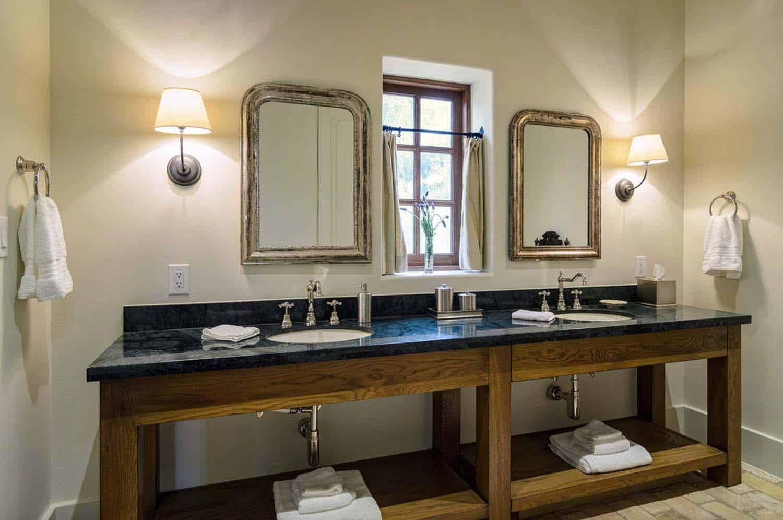 Rustic Mediterranean Style Home Design-19-1 Kindesign