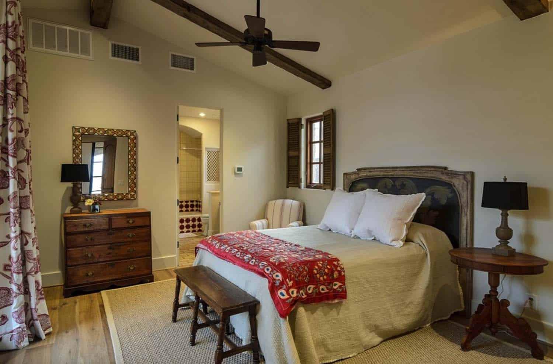 Rustic Mediterranean Style Home Design-21-1 Kindesign