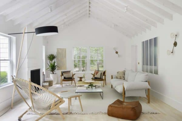 featured posts image for Scandinavian-style beach retreat gets radiant makeover in Amagansett