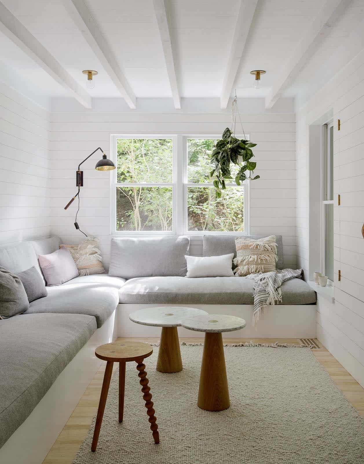 Beach House Interior Design: Scandinavian-style Beach Retreat Gets Radiant Makeover In