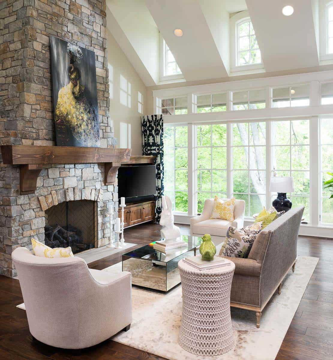 Transitional Style Home-Kyle Hunt Partners-02-1 Kindesign