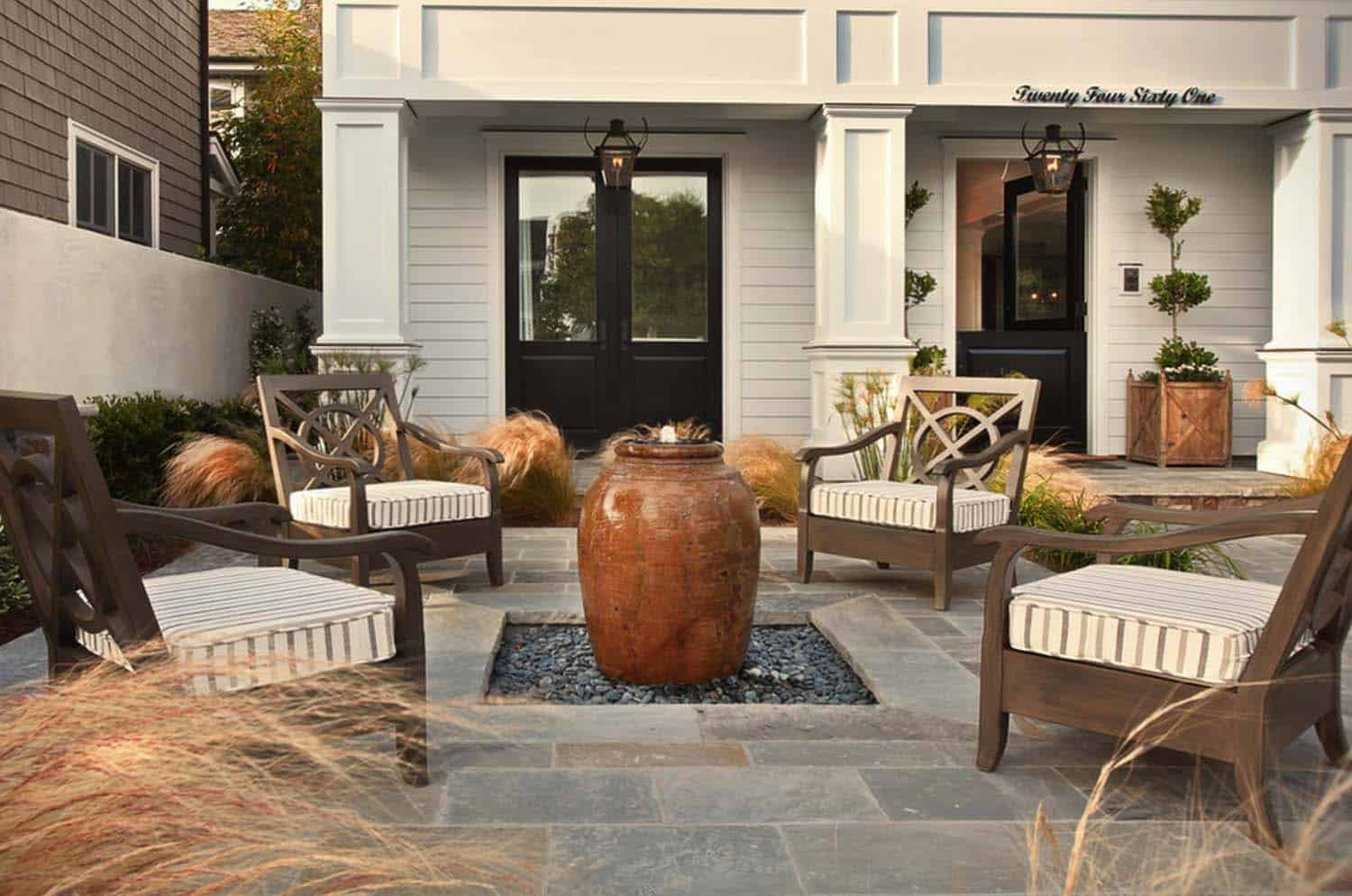 Beach Style Home-Patio