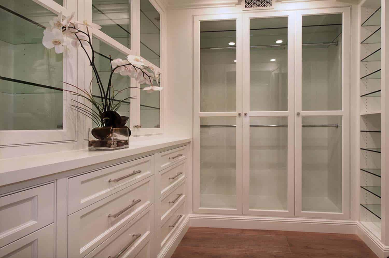 Beach Style Home-Closet