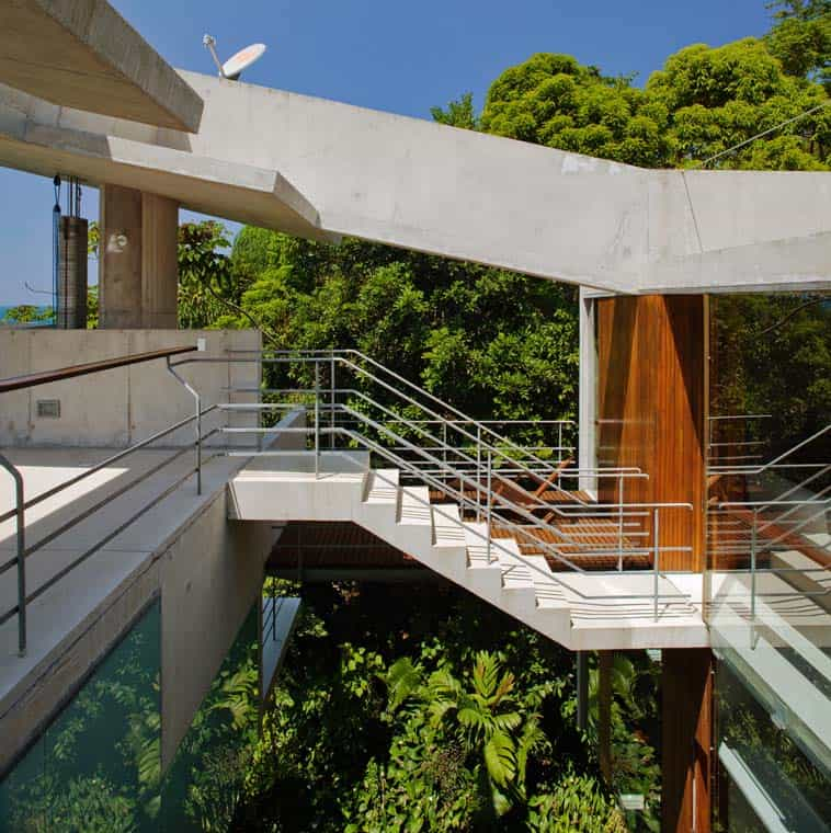 Coastal Modern Tree House-31-1 Kindesign