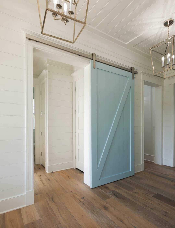 Coastal Style Hallway