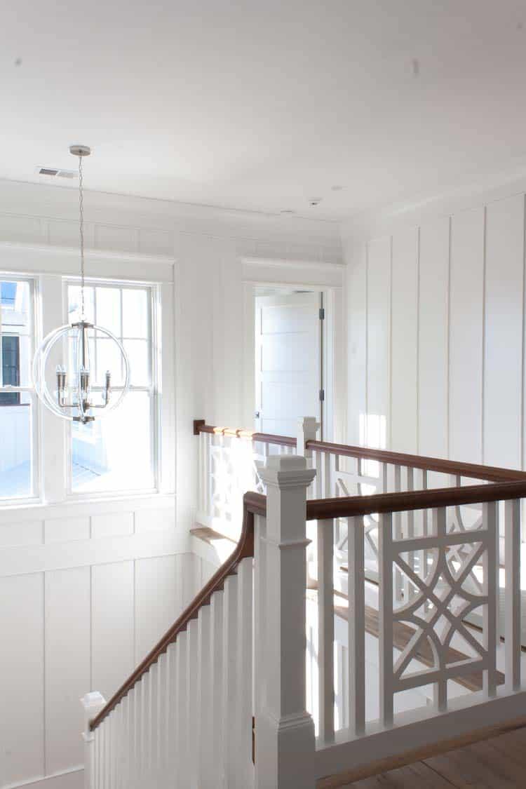 Coastal Style Staircase