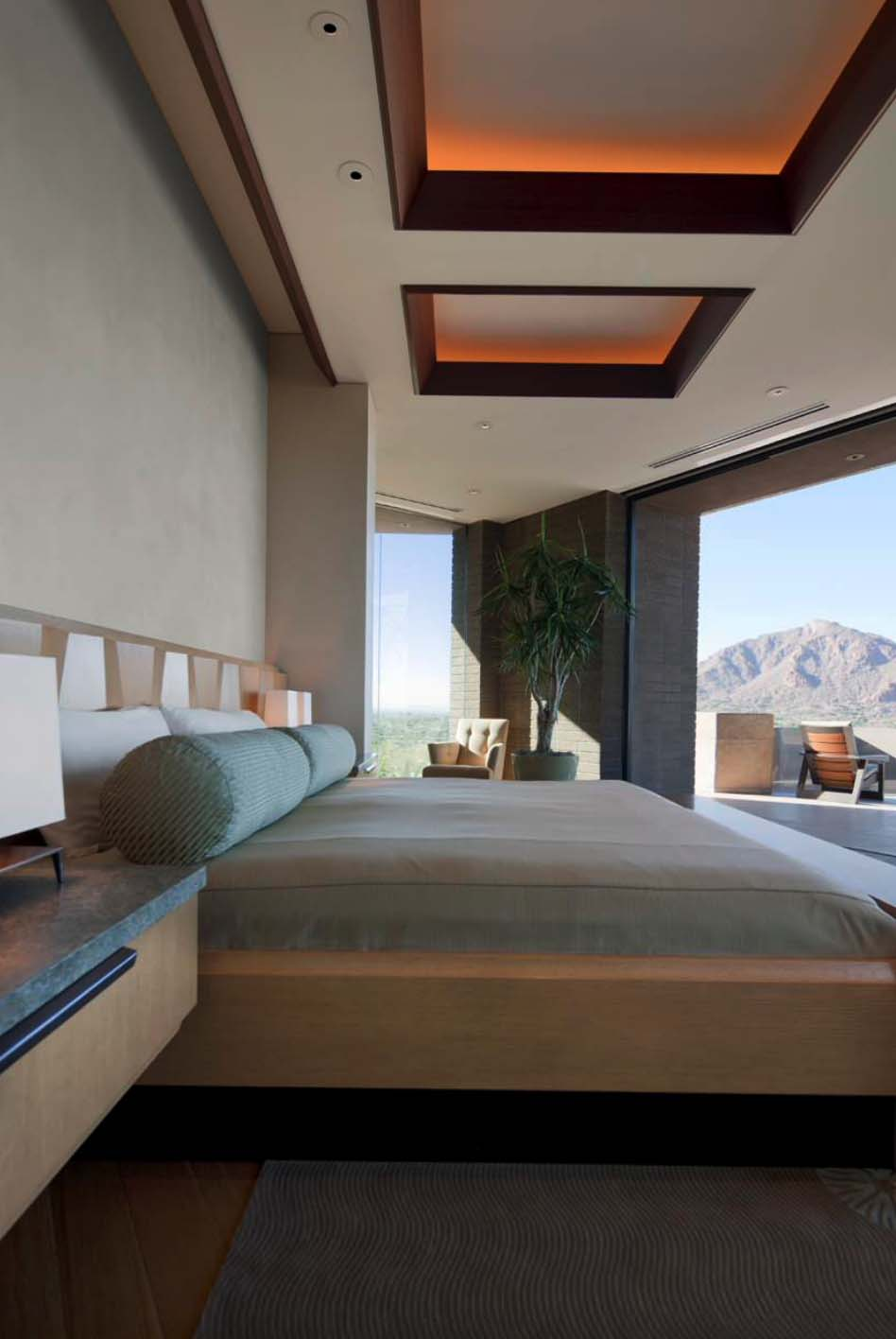southwestern bedroom