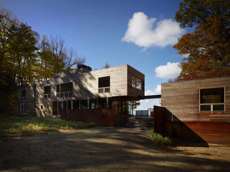 Contemporary Family Retreat-Wheeler Kearns Architects-02-1 Kindesign