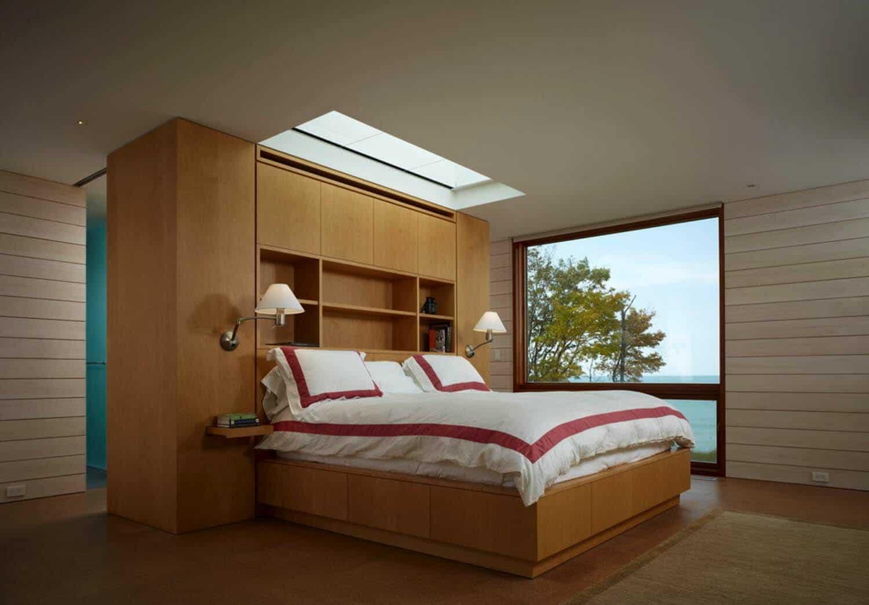 Contemporary Family Retreat-Master Bedroom