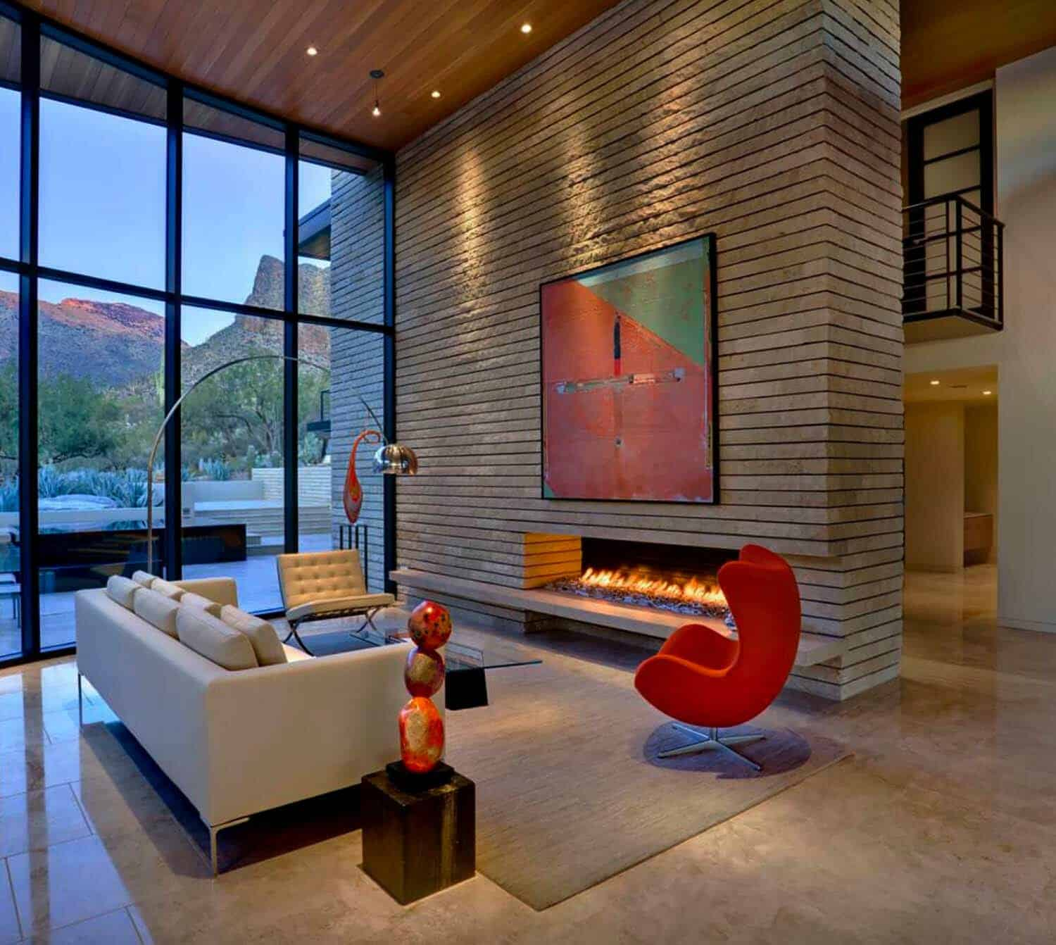 Contemporary Living Room