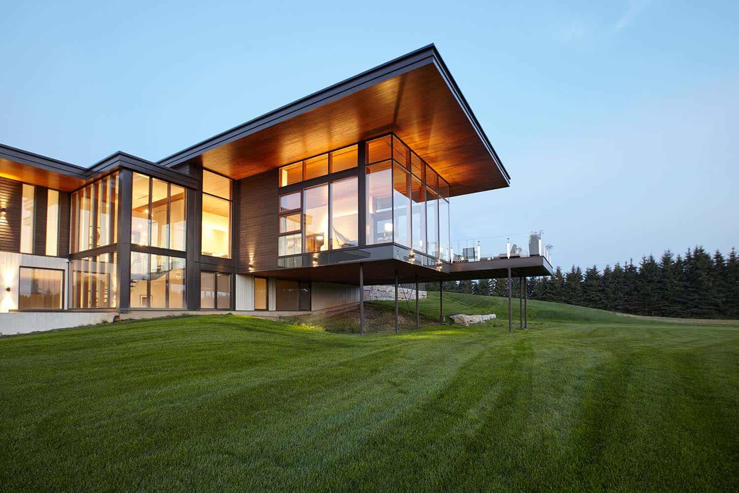 Contemporary Home Design-Trevor McIvor Architect-05-1 Kindesign