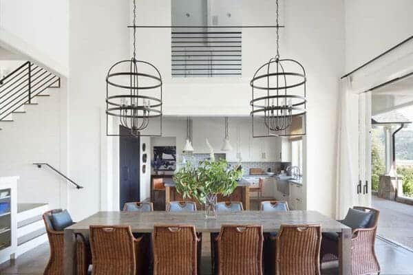 featured posts image for Dreamy remodel of a contemporary rural home in California wine country