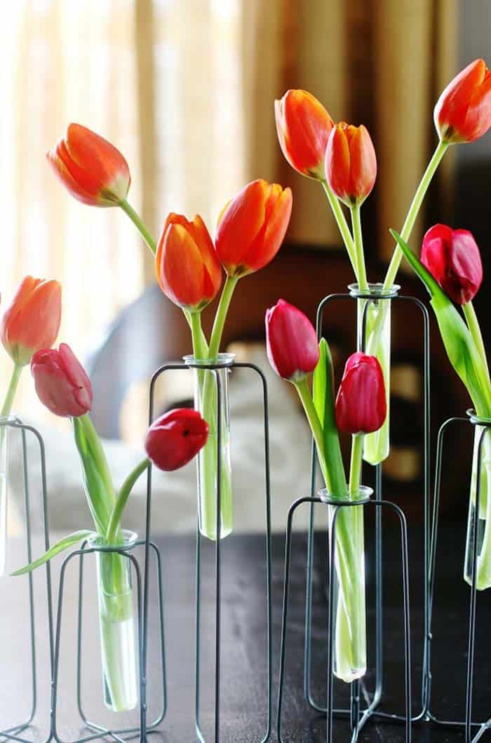 How To Decorate Your Home With Spring Floral Arrangements-06-1 Kindesign