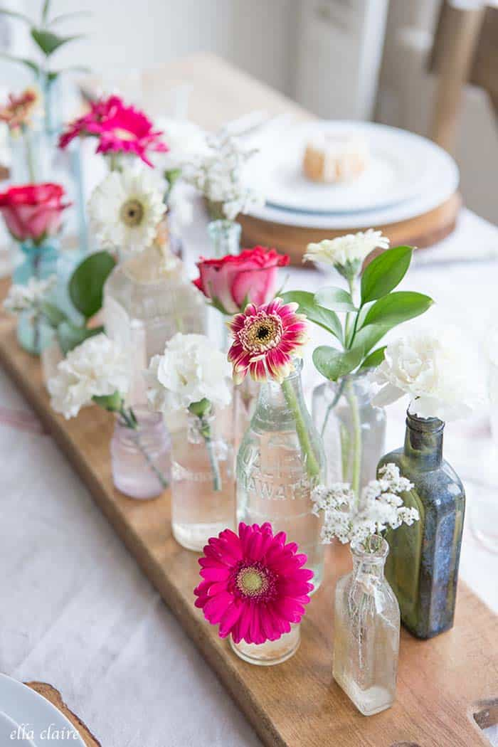 How To Decorate Your Home With Spring Floral Arrangements-09-1 Kindesign