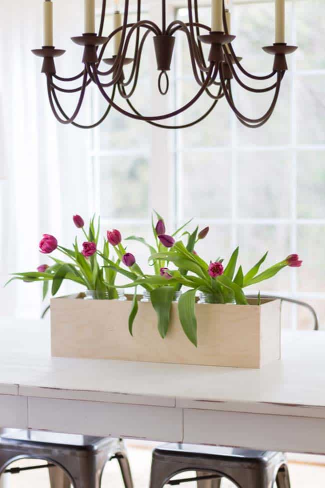 How To Decorate Your Home With Spring Floral Arrangements-10-1 Kindesign