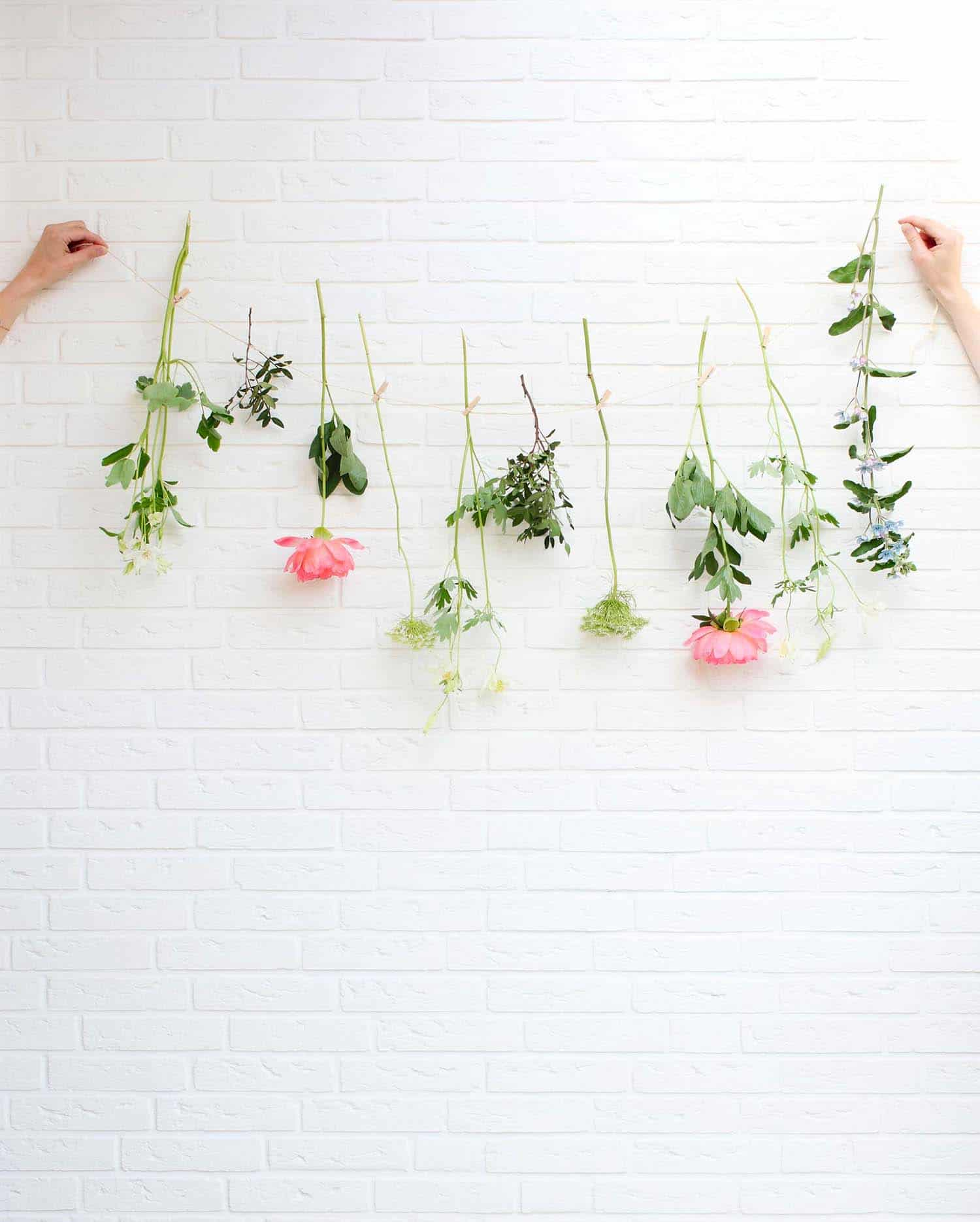 How To Decorate Your Home With Spring Floral Arrangements-12-1 Kindesign