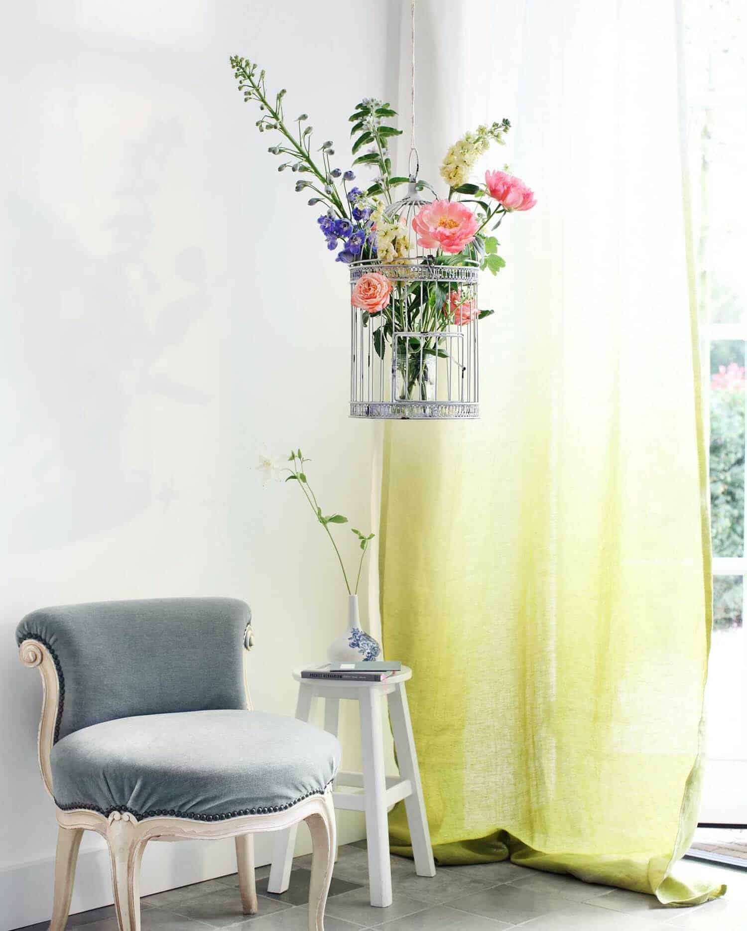 25 Ideas on how to decorate your home with Spring flower arrangements