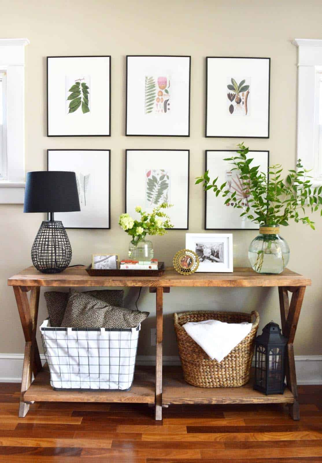 Ideas For Styling Living Spaces For Spring-12-1 Kindesign