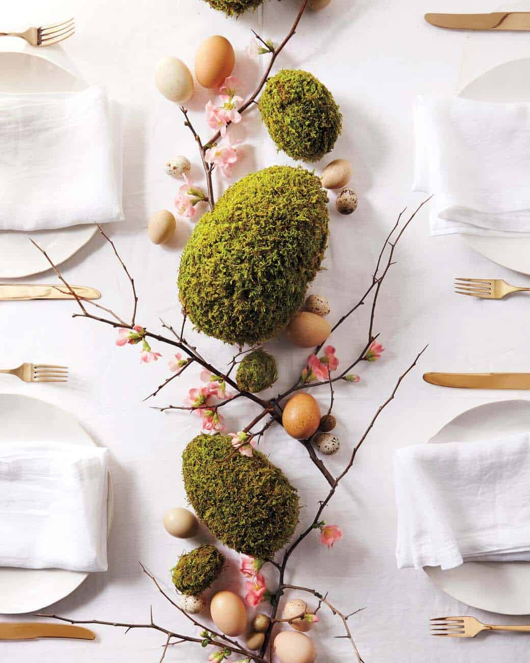 Inspiring Easter Table Centerpiece Ideas-12-1 Kindesign