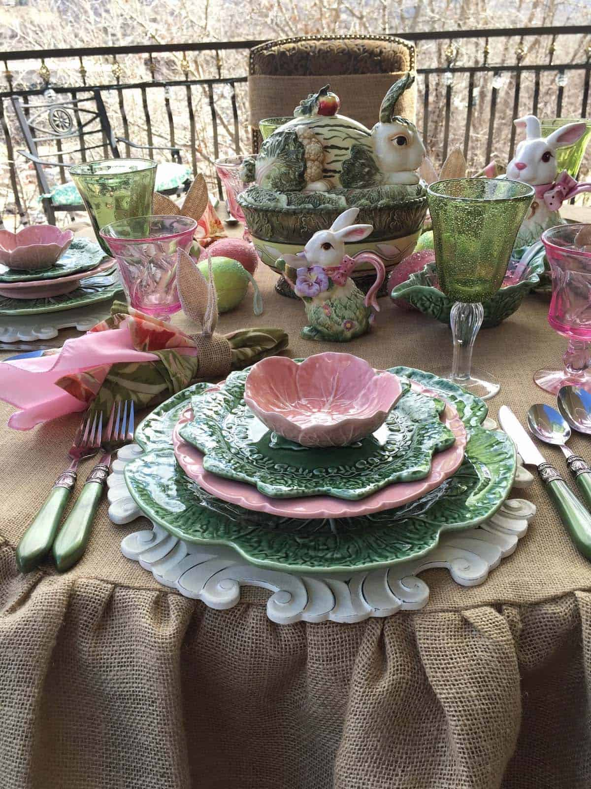 Inspiring Easter Table Centerpiece Ideas-20-1 Kindesign