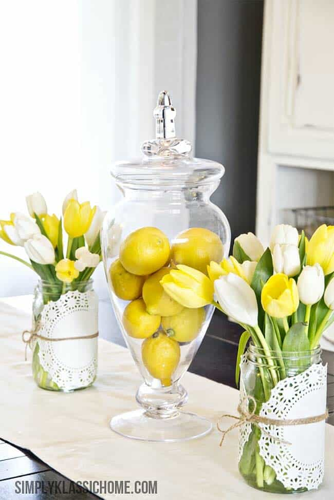Inspiring Easter Table Centerpiece Ideas-27-1 Kindesign
