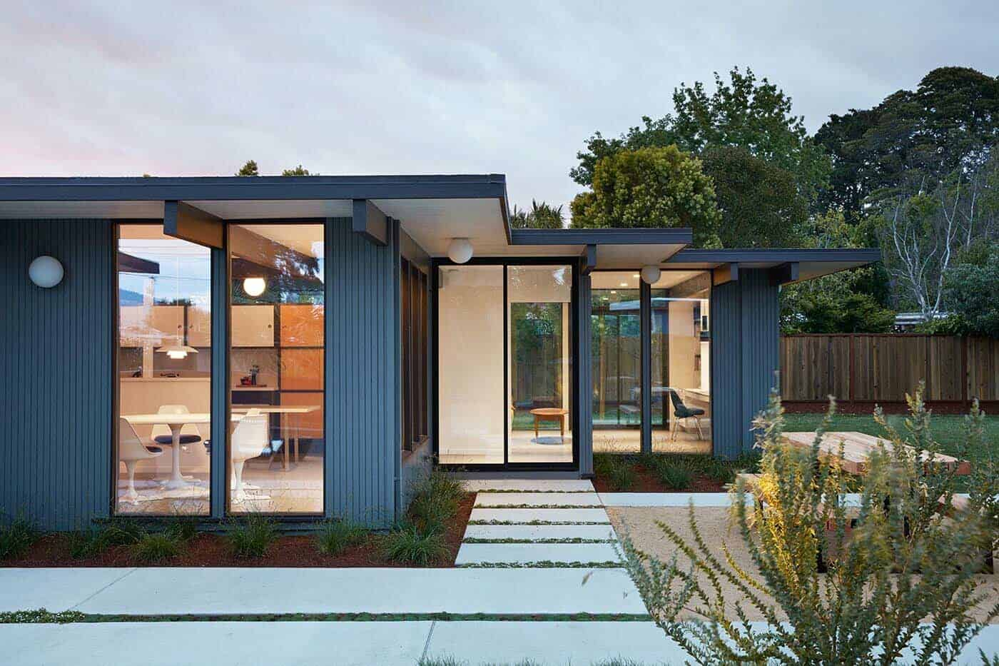 Redesigned Eichler Home In California Is Full Of